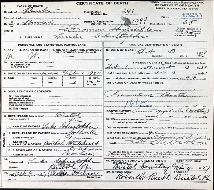 Lincoln County Divorce Records: The LUKE CHRISTOPHER Page Of The Parks Airport Register